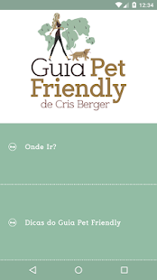 Guia Pet Friendly- screenshot thumbnail
