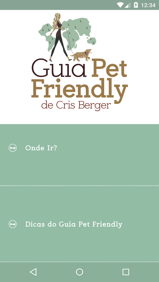 Guia Pet Friendly- screenshot