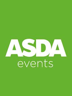 ASDA Events - náhled