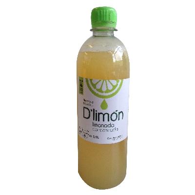 Jugo D Limon Limonada Concentrada 500Ml