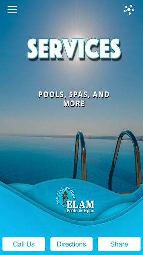 Elam Pools Spas