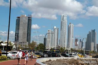 Photo: Panama city