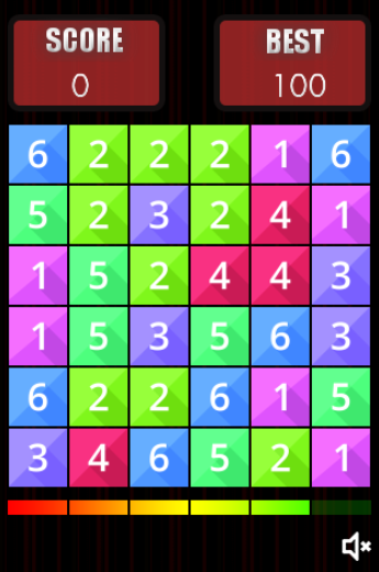 Numbers: Connecting Game- screenshot
