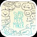 Meme generator creator icon