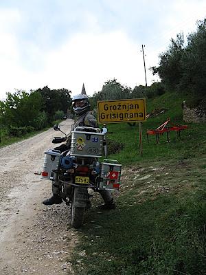 Groznjan Croatia
