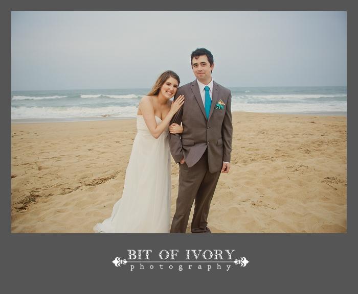 shifting sands wedding