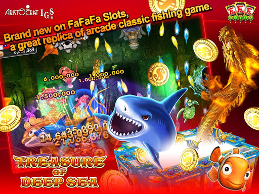 FaFaFa - Real Casino Slots screenshot 13