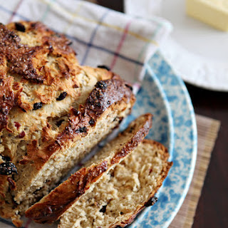 Fruit-Studded Holiday Bread for Easter.