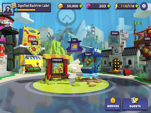 LEGOu00ae Legacy: Heroes Unboxed 0.4.8 screenshots 10