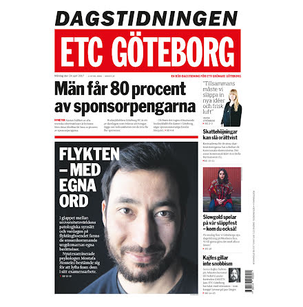 Dagens ETC – Edition Göteborg