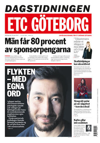 Dagens ETC edition Göteborg