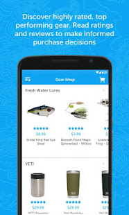 Fishwise the fishing app apps on google play for Fish tracker app
