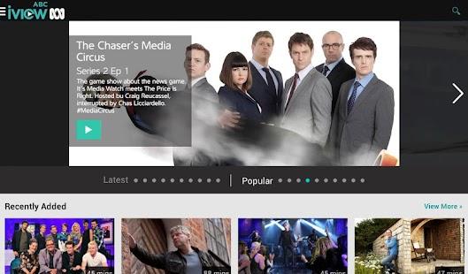 ABC iview- screenshot thumbnail