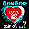 love test amour icon
