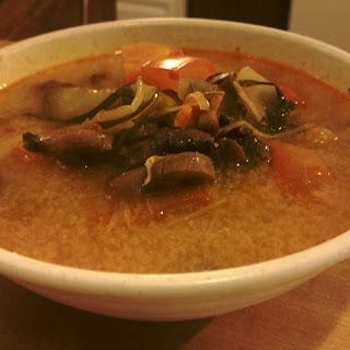 Shrimp Soup Coconut Milk Recipes
