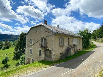 maison à Les Bouchoux (39)