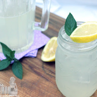 How to Make Lemonade with Stevia.