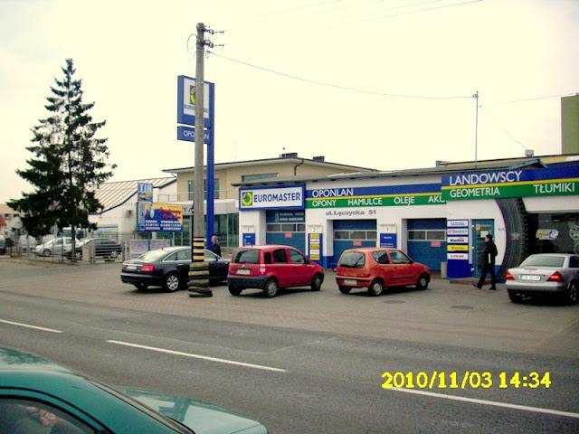 Landowscy Opon Lan Bydgoszcz