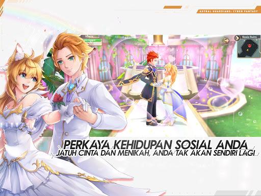 Astralu00a0Guardians:u00a0Cyber Fantasy screenshots 18