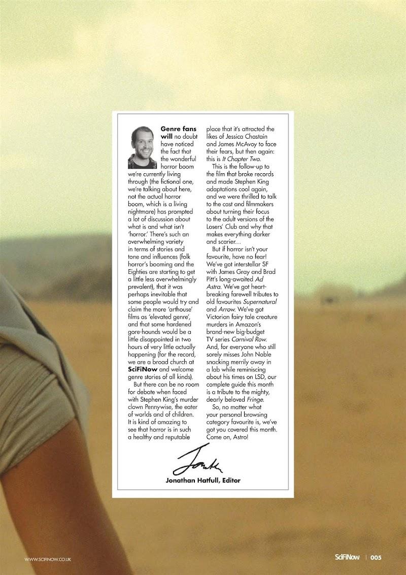 Скриншот SciFiNow Magazine