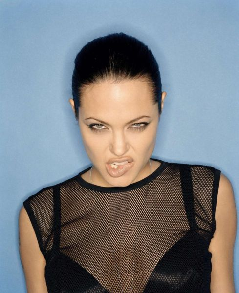 Beautiful Pictures of Angelina Jolie :hot