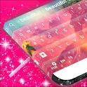 GO Keyboard Fairy Pink icon