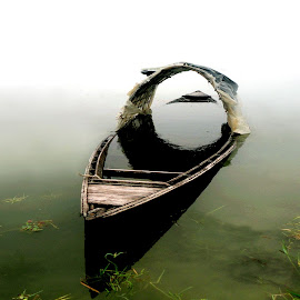 by Chakrabarty Oiiupuyu - Transportation Boats