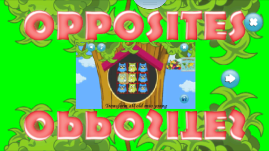 Opposites|English Vocabulary|Brain Teaser- screenshot thumbnail