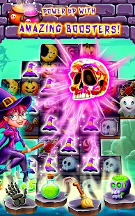 Witchdom - Candy Match 3- screenshot thumbnail