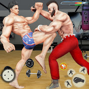 GYM Fighting Games: Bodybuilder Trainer Fight PRO