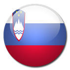 Slovenia Flag by Factual Solutions