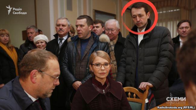 Член команди Юлії Тимошенко, який, за версією ГПУ, нібито причетний до спроби зняти з перегонів Юрія Тимошенка