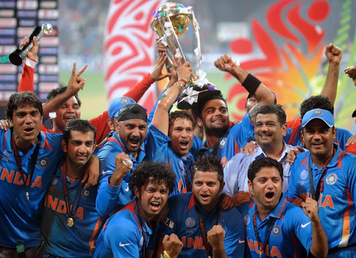 world cup 2011 winners celebration. cup+2011+india+celebration