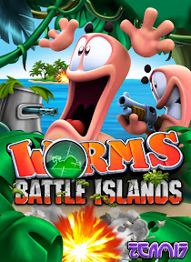 freeWorms Battle Islands
