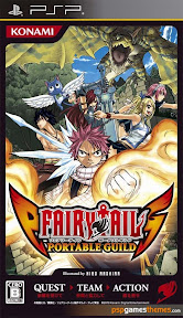 freeFairy Tail Portable Guild 2 Demo