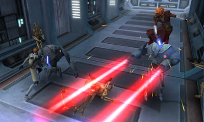 free Star Wars The Clone Wars Republic Heroes for psp