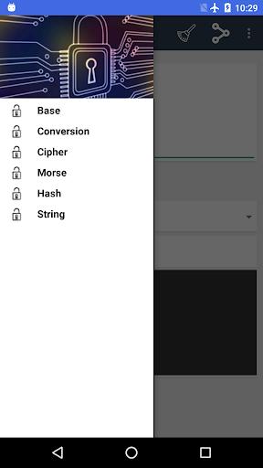 Screenshot 8 Encrypt Decrypt Tools Pro