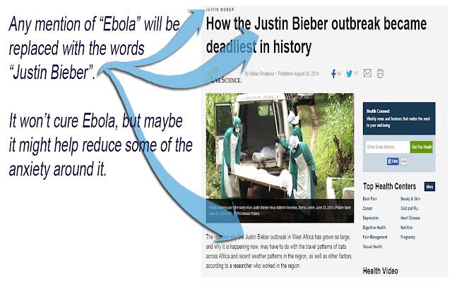 Ebola 2 Bieber