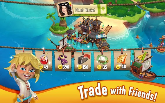 Paradise Bay APK screenshot thumbnail 9