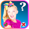 jojo siwa quiz game APK