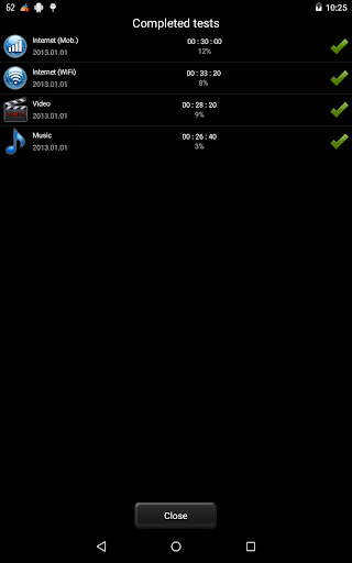 Battery HD screenshot 19