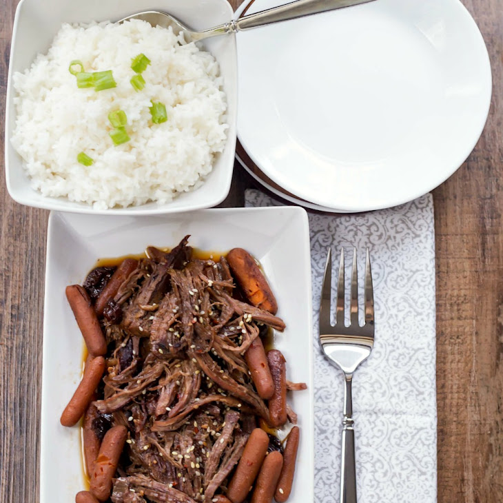 Slow Cooker Asian Pot Roast Recipe
