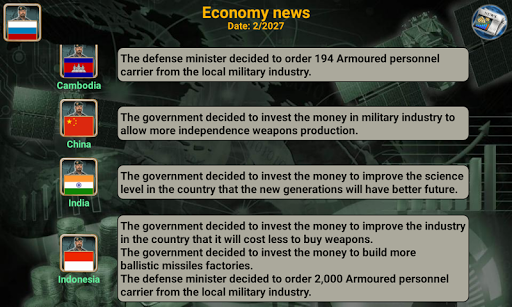 Asia Empire 2027 1.3.4 screenshots 8
