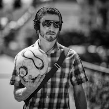 Photo: soccer sound...  #gplusanniversary  #GPlusAnniversaryLuzern  #luzern06302012  #StreetPics #street #streettogs #streetphotography #shootthestreet #blackandwhite #blackandwhitephotography #bw #monochrome #monochromeartyclub #monochromephotography  Portrait Tuesday ~ #portraittuesday Curator(s): +Laura Balc G+ Page : +PortraitTuesday