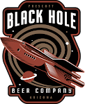 Logo of Black Hole Stellar Saison Pinot Noir Edition