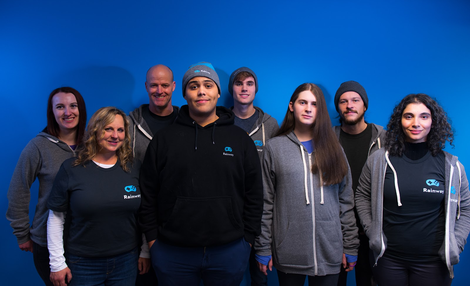 Rainway team photo