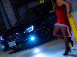 レヴォーグ VM4 H29年式 STI Sports 1.6 EyeSight アドバンスドセーフティーパッケージ STIスタイルパッケージ装着車のカスタム事例画像 しに子さんの2018年12月25日22:36の投稿