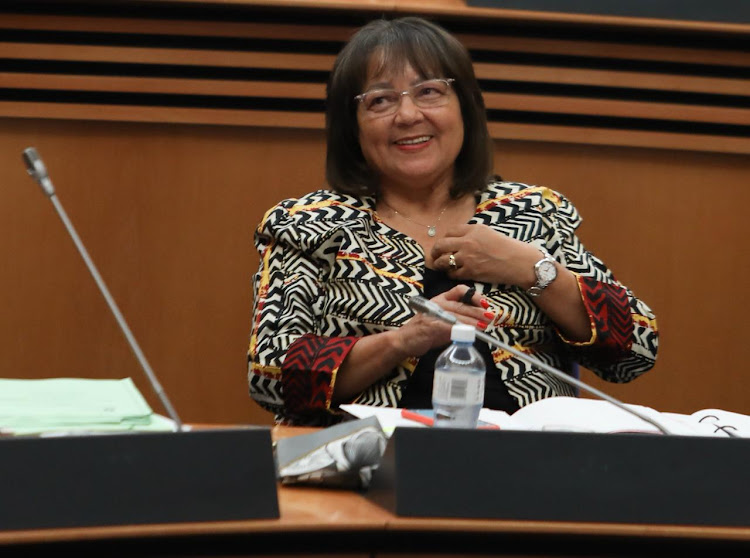 Former Cape Town mayor Patricia de Lille