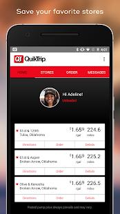 QuikTrip Food, Coupons, & Fuel apk screenshot 5