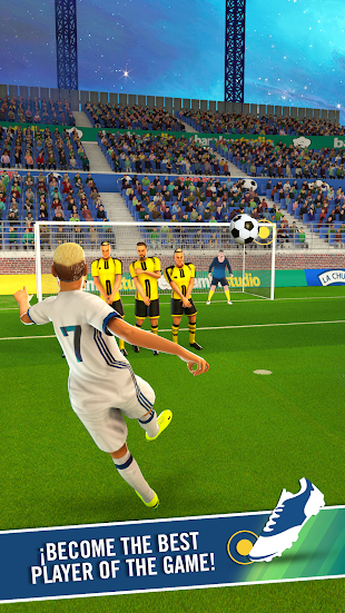 Dream Soccer Star- screenshot thumbnail